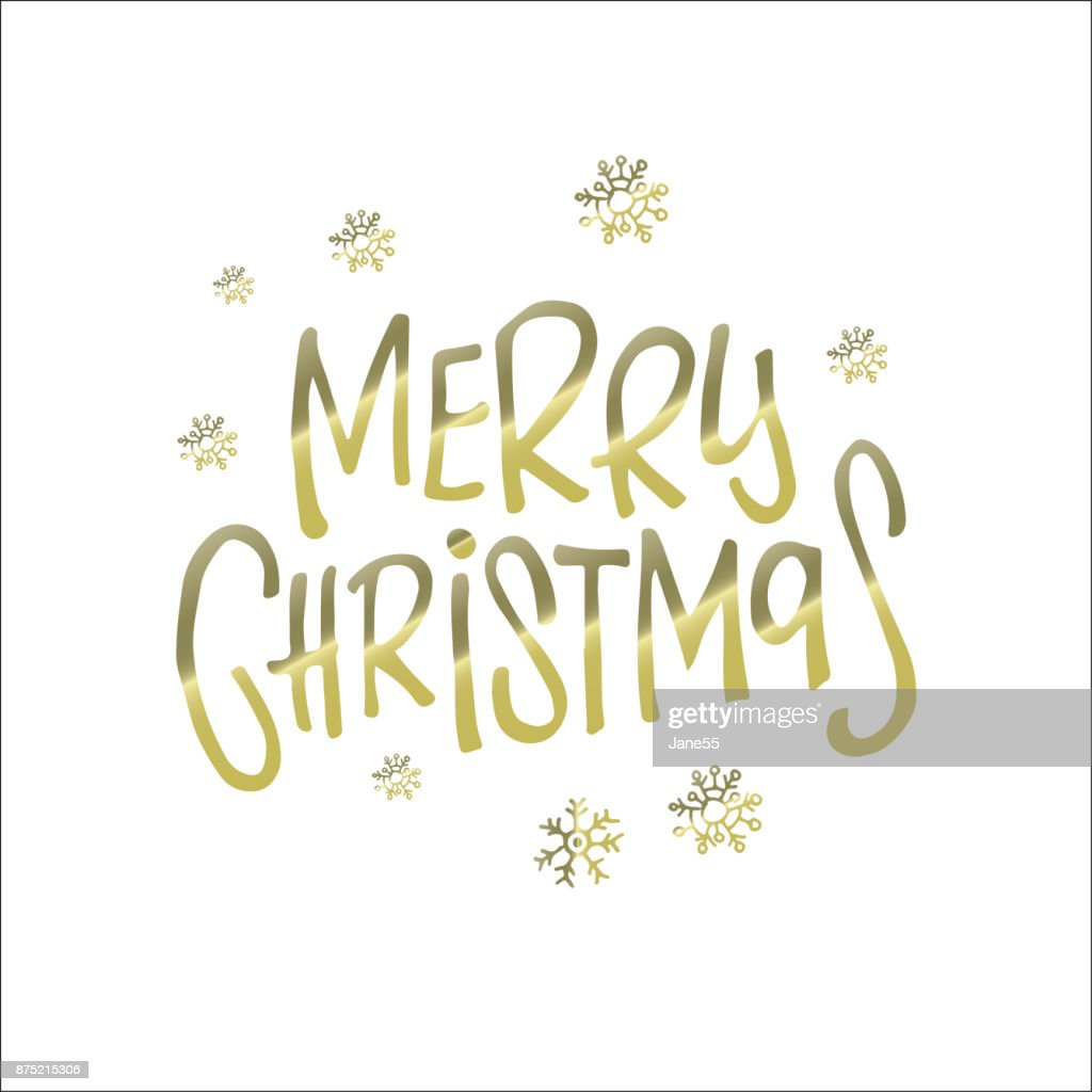 Hand Drawn Doodle Lettering Happy New 2018 Year Merry Christmas ...
