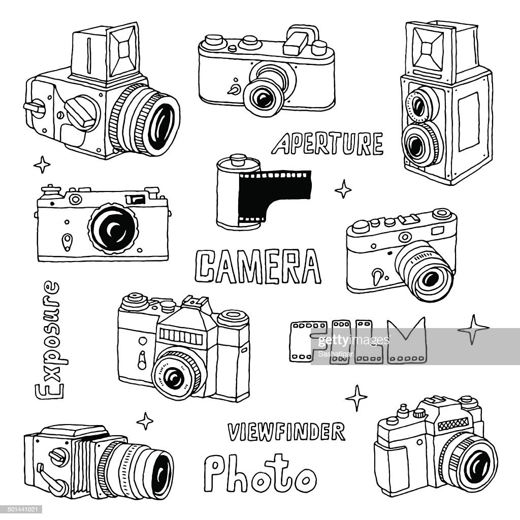Free download of Slr Camera Icon vector graphics and