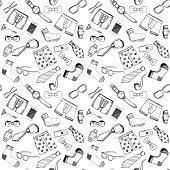 Hand drawn icons