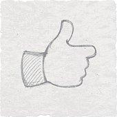 Hand Drawn Like symbol