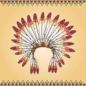 Free Headdress Vector Graphics Vectorhq Com