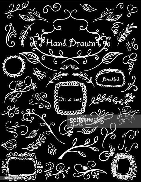 hand drawn ornaments and doodles - {{relatedsearchurl('county fair')}} stock illustrations, clip art, cartoons, & icons