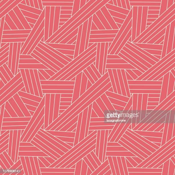 手描きのシームレスパターン - 織物点のイラスト素材/クリップアート素材/マンガ素材/アイコン素材
