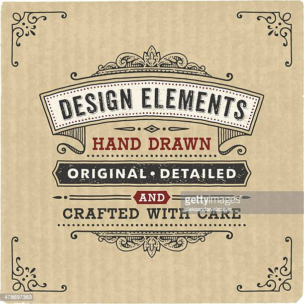 Hand Drawn Sign