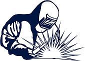 Free download of Welding vector logos