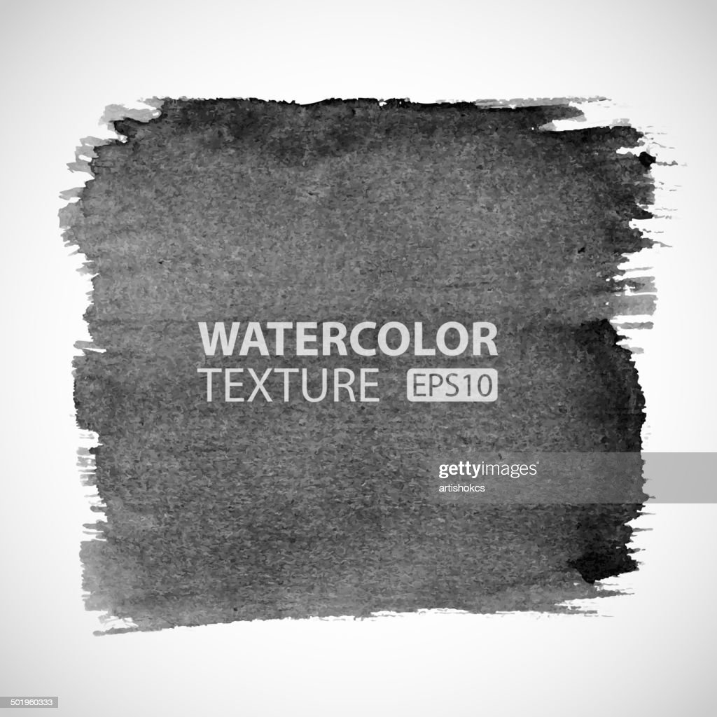 Hand Drawn Watercolor Grunge background.