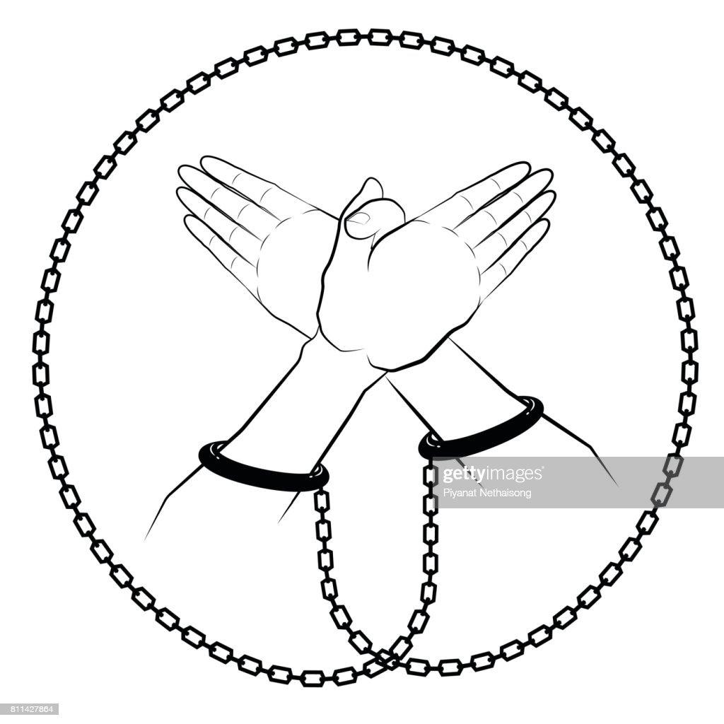 Uitzonderlijk Hand Maken Vogel Vorm Tattoo Afbeelding Zwartwit Lijnafbeelding #RK36