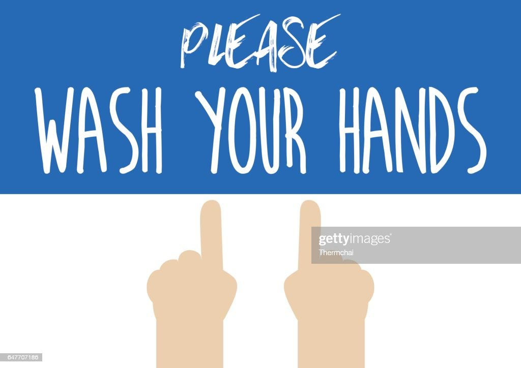 Hand pointing to wash soap dispenser.ep10