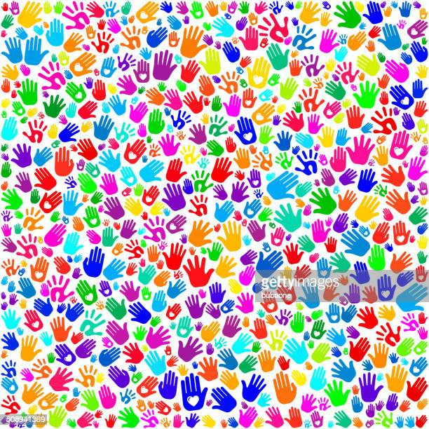 World S Best Handprint Stock Illustrations Getty Images