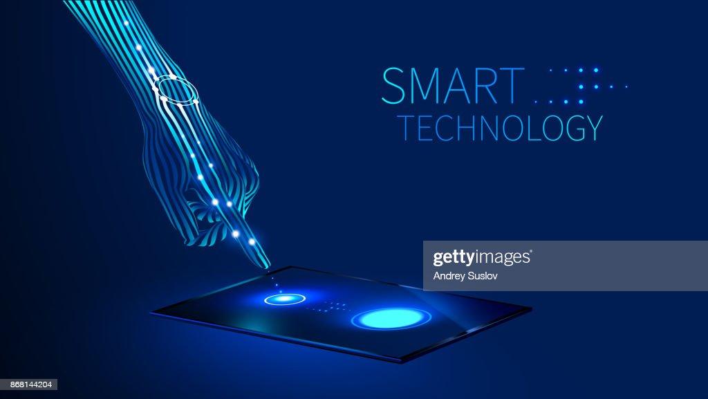 hand smart technology