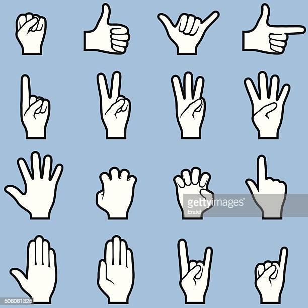 Main symboles