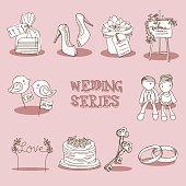 hand-drawn wedding series-01