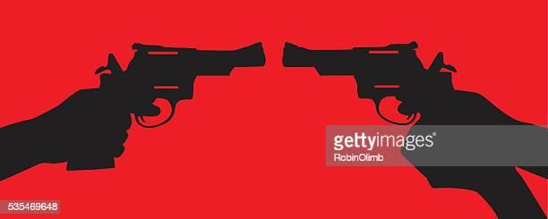 Handgun Standoff