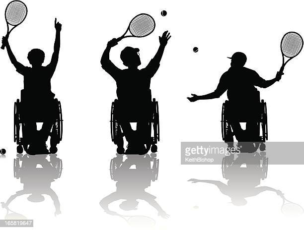 Handicapped Tennis Players