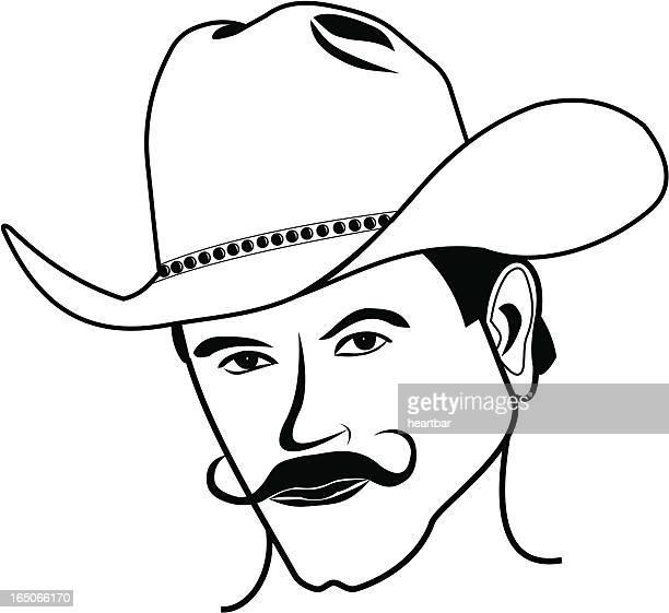 Handlebar Cowboy