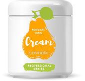 Handmade cosmetic brand template packaging set