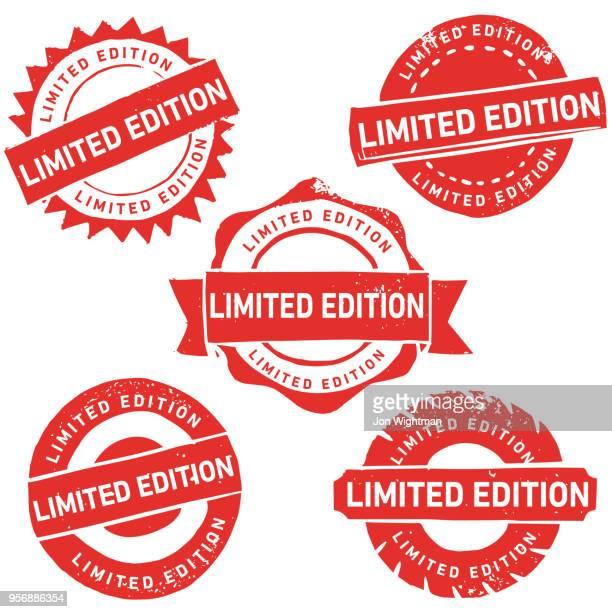 手作りのリノリウム限定版ゴム印 - 限定版点のイラスト素材/クリップアート素材/マンガ素材/アイコン素材