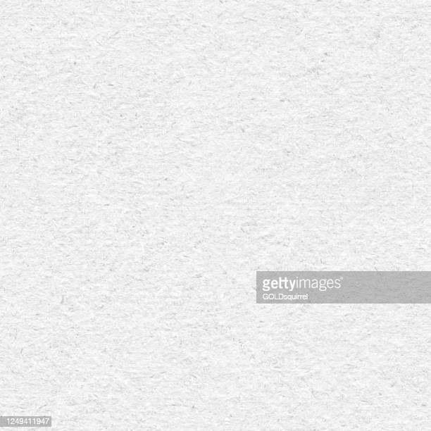 handmade paper background illustration - seamless pattern in vector with unique details - plain surface with visible uneven raw structure of fibers - subtle and gentle soft and natural textured effect in light gray color - new stock illustrations