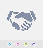 Handshake - Granite Icons