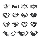 Handshake Icons - Acme Series