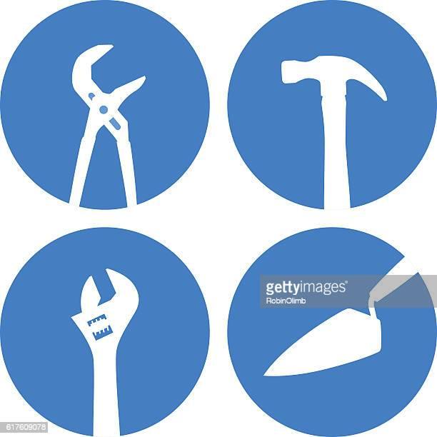 Handyman Tolls icons