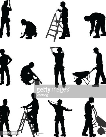 Handyman Vector Art Getty Images