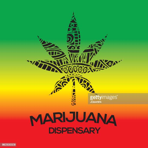 happy 420 marijuana dispensary design template - marijuana leaf text symbol stock illustrations, clip art, cartoons, & icons