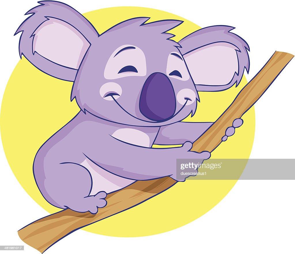 Happy Baby Koala