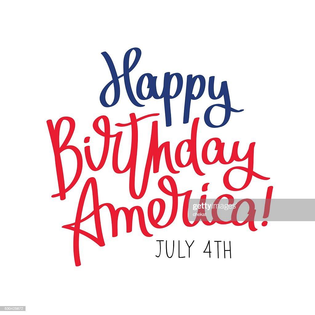 Happy Birthday America. 4th of July