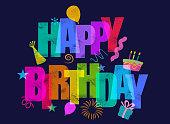 Happy Birthday Greeting