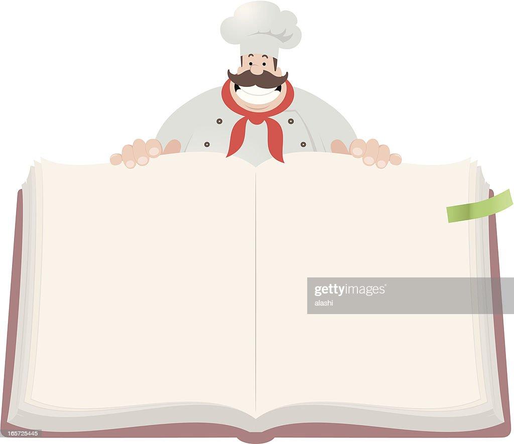 Happy Chef Open Cookbook