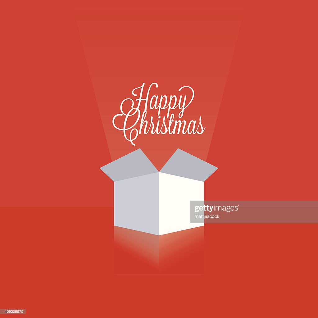 Happy christmas : Stock Illustration