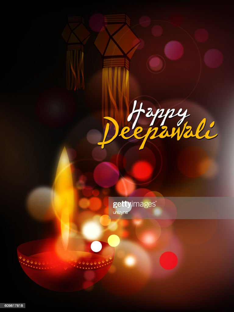 Happy Deepawali Background