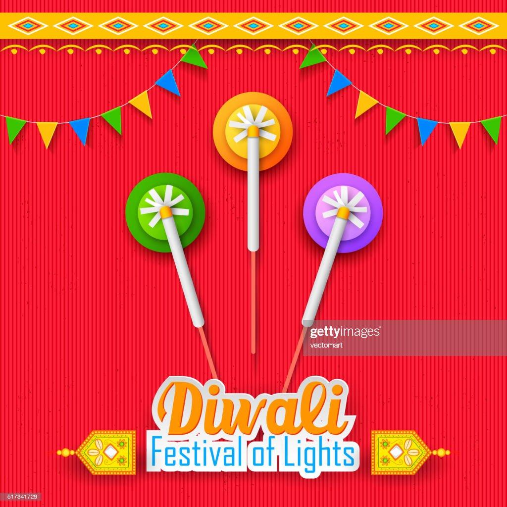 Happy Diwali Background
