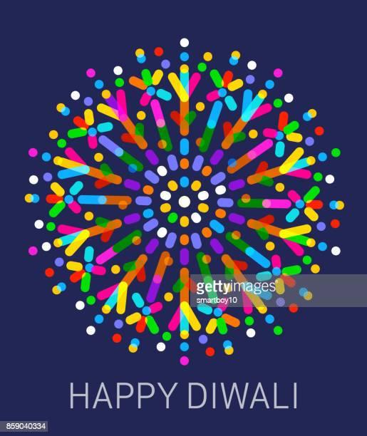happy diwali - diwali stock illustrations