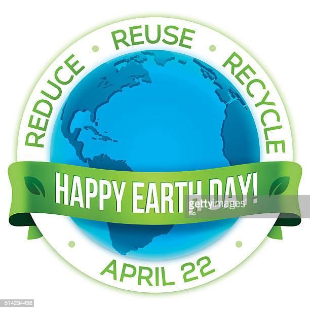 Glücklich Earth Day!