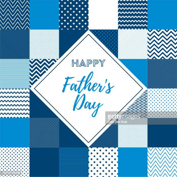 happy father's day web banner - fathers day stock illustrations