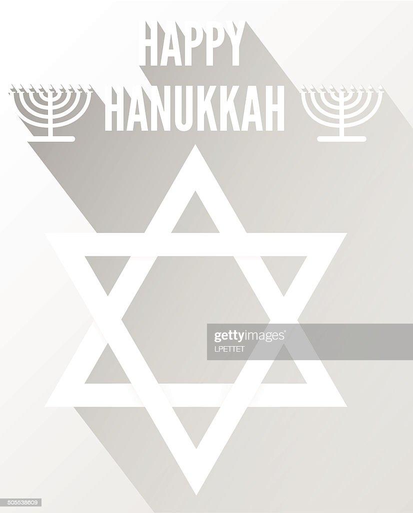 Happy Hanukkah - Vector : stock illustration