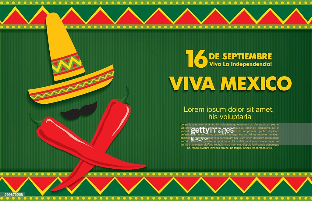 Happy Independence day! Viva Mexico!