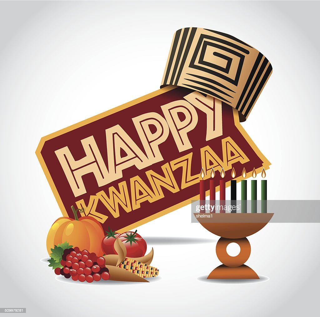 Happy Kwanzaa icon