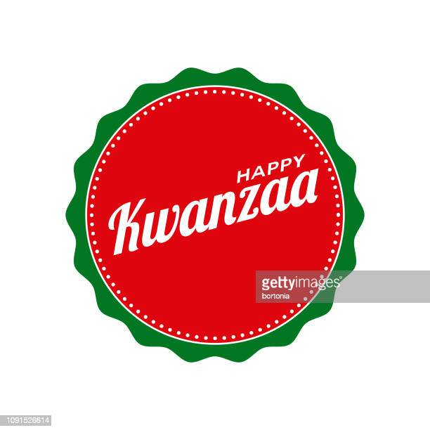 happy kwanzaa - kwanzaa stock illustrations, clip art, cartoons, & icons