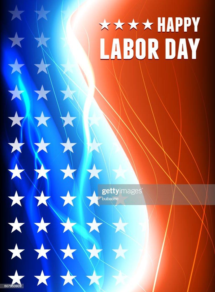 Happy Labor Day : stock illustration