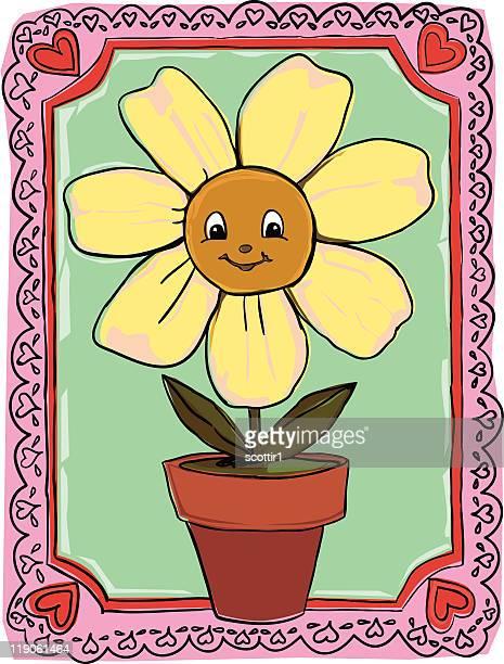Happy Little girasol