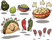 Happy Mexican Food