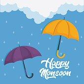 happy monsoon design