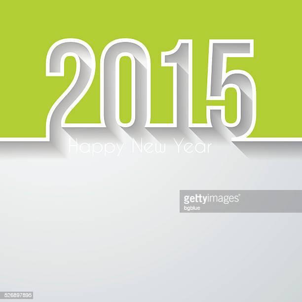Happy New Year 2015 - Design