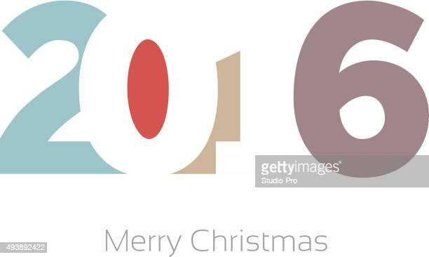 happy new year 2016 - 2016 stock illustrations, clip art, cartoons, & icons