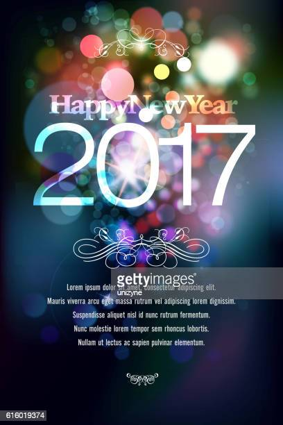 Happy New Year 2017 Greetings