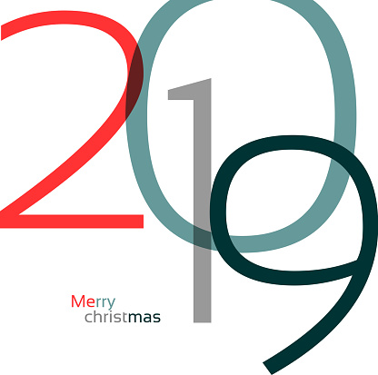 Happy New Year 2019 Background for your Christmas - gettyimageskorea