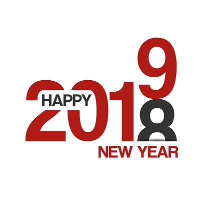 Happy New Year 2019 lettering Background for your Christmas - gettyimageskorea